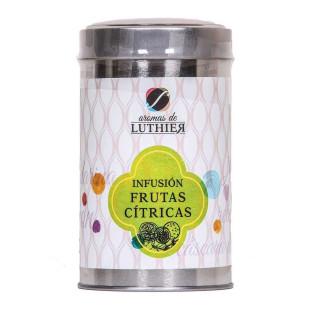 Infusión Frutas Cítricas 40 Bolsitas Pirámide de 2,5 g
