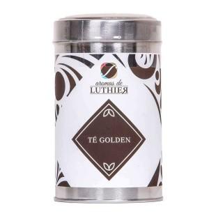 Schwarzer Tee Golden 40 Pyramiden-Tee-Aufgussbeutel mit je 2,5 g