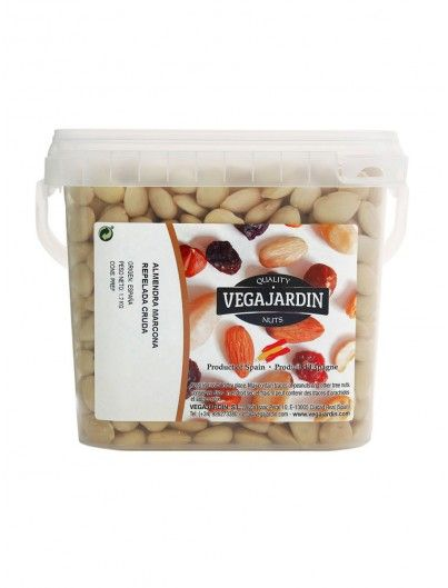 Blanched Marcona Almonds 5 kg 14-16