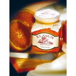 Handgemachte bitter Orangenmarmelade 350 g Elasun