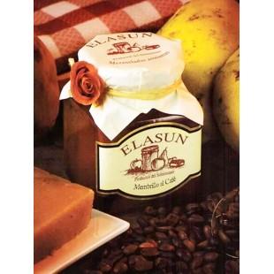 Handmade Quince with Coffee Jam 350 g Elasun