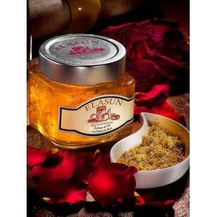 Gelée de Burbujas de Oro y Pétalos de Rosa Elasun 250 g