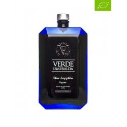 Picual Organic Extra Virgin Olive Oil Sapphire Blue 500 ml