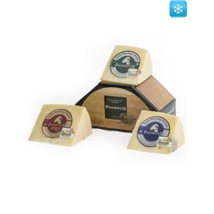 Tasting Pack Manchego PDO Pasamontes (3 x 250 g)
