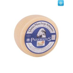 Queso Manchego DOP Semicurado Pasamontes 2,3 kg