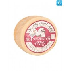 Queso Manchego DOP Añejo Pasamontes 2,1 kg