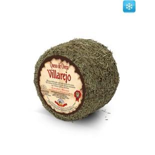 Queso de oveja artesano al romero Villarejo (1,1 kg / 3,1 kg)