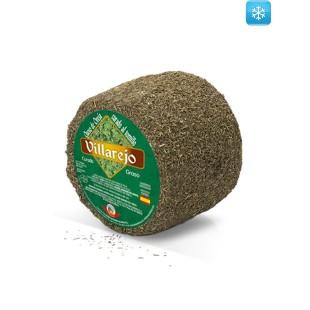 Queso de oveja artesano al tomillo Villarejo (1,1 kg / 3,1 kg)