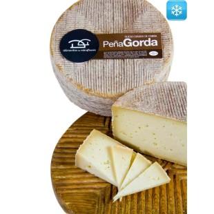 Vollgereifter Ziegenkäse aus Rohmilch Peñagorda 2 kg
