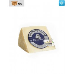 Halbgereifter Manchego Käse DOP aus Rohmilch Pasamontes. Pack 6 x 300 g
