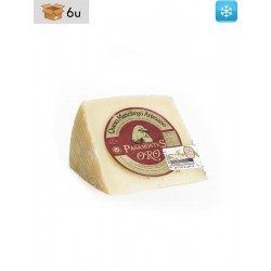 Alter Manchego Käse DOP aus Rohmilch Pasamontes. Pack 6 x 300 g