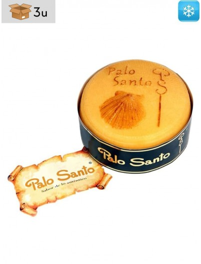 Queso Palo Santo. Pack 3 x 650 g
