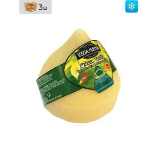 Tetilla-Käse DOP Vegajardin. Pack 3 x 900 g