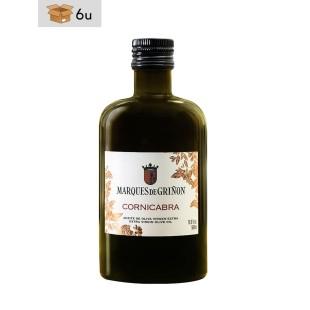 Cornicabra Extra Virgin Olive Oil Marqués de Griñón. Pack 6 x 500 ml