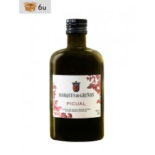 Aceite de Oliva Virgen Extra Picual Marqués de Griñón. Pack 6 x 500 ml