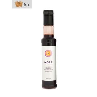 Vinagre Caramelizado de Zanahoria Morada. Pack 6 x 200 ml