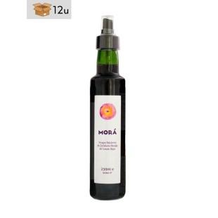 Vinagre Balsámico de Zanahoria Morada. Pack 12 x 250 ml