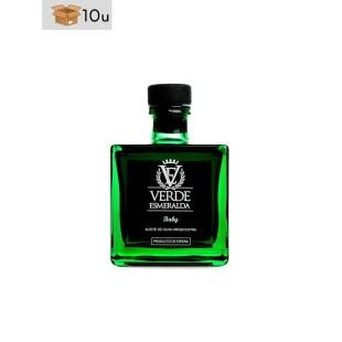 Picual Extra Virgin Olive Oil Verde Esmeralda Baby. Pack 10 x 100 ml