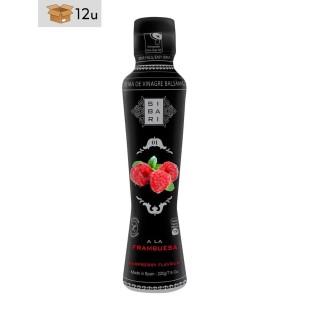 Crema Balsámica de Frambuesa Sibari. Pack 12 x 225 g
