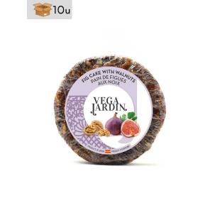 Pan de Higo con Nueces Vegajardin. Pack 10 x 200 g