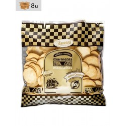 Crackers with Butter Extra Bag Daveiga. Pack 8 x 500 g