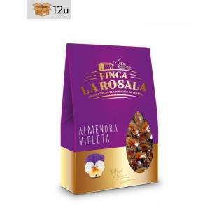 Veilchen-Mandeln Finca La Rosala. Pack 12 x 60 g