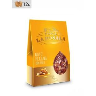 Pekannuss mit Honig Finca La Rosala. Pack 12 x 60 g