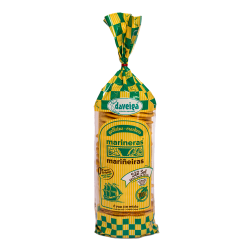 Crackers without Salt with Extra Virgin Olive Oil Bag Daveiga 200 g