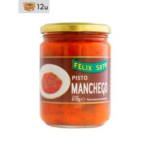 Ratatouille Manchego - Pisto Manchego. Pack 12 x 410 g