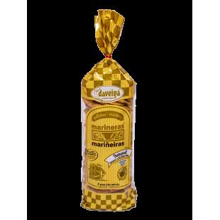 Bolsa Galleta Marinera Integral con Aceite de Oliva Virgen Extra Daveiga 200 g