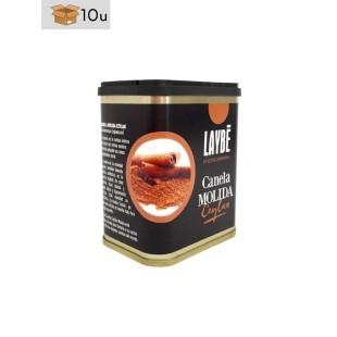 Ground Cinnamon Ceylan. Pack 10 x 80 g