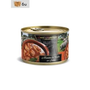 Manitas de Cerdo en salsa. Pack 6 x 415 g