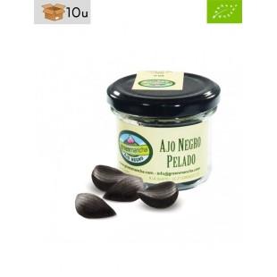 Organic Black Garlic. Pack 10 x 50 g