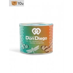Spring Salt Flower First Extraction Don Diego. Pack 10 x 100 g