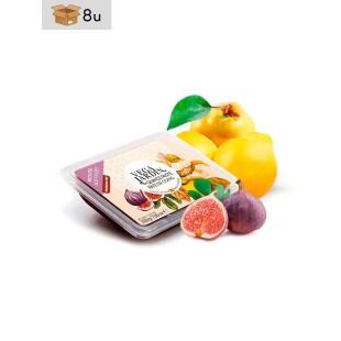 Membrillo Higo Vegajardin. Pack 8 x 200 g