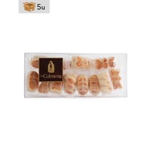 Figuritas de Mazapán La Colmena. Pack 5 x 185 g