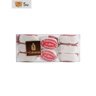 Mandeln-Polvorones La Colmena. Pack 5 x 250 g