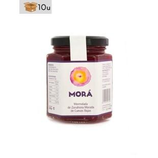 Mermelada de Zanahoria Morada. Pack 10 x 200 g
