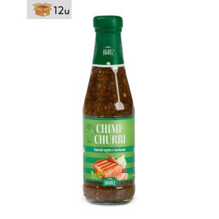Salsa Chimichurri JR. Pack 12 x 285 ml