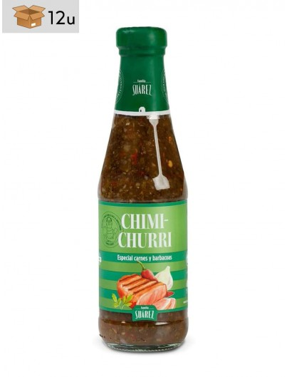 Chimichurri-Sauce JR. Pack 12 x 285 ml