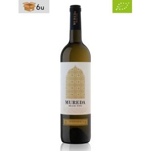 Ökologischer Mureda Sauvignon Blanc. Pack 6 x 75 cl