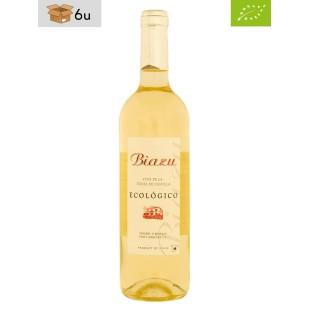 Organic Airen Biazu. Pack 6 x 75 cl