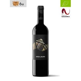 Organic Aroa Jauna D.O. Navarra. Pack 6 x 75 cl