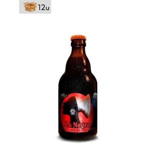 "Cerveza Artesana Birra & Blues ""La Negra"". Pack 12 x 33 cl"