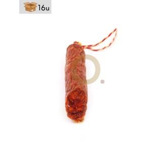 Chorizo de Ciervo Catedral de la Caza. Pack 16 x 170 g