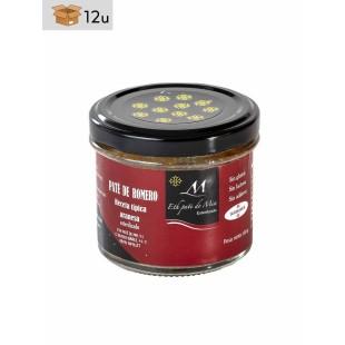 Handwerklich hergestellte Rosmarinpastete Eth Paté de Mia. Pack 12 x 100 g