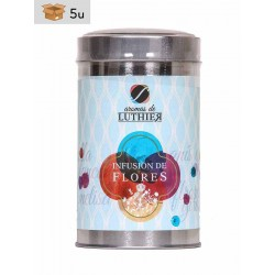 Made of Flowers Infusion 40 tea bags of 2,5 g. Pack 5 x 100 g