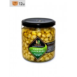 Superbaby beans Saura. Pack 12 x 300 g