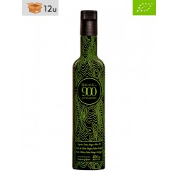 Coupage Organic Extra Virgin Olive Oil 900. Pack 6 x 500 ml