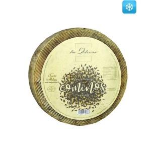 Queso de Oveja Semicurado con Cominos Las Delicias 3 kg